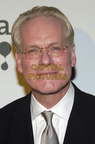 TIM GUNN.Attending the GLAAD Media Awards (Gay and Lesbian Alliance Against Defamation) New York at the Mariott Marquis Hotel, New York City, NY, USA.March 26th, 2007.headshot portrait glasses .CAP/ADM/BL.©Bill Lyons/AdMedia/Capital Pictures *** Local Caption ***