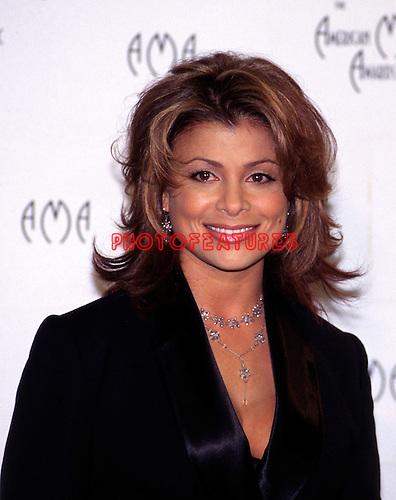 Paula Abdul 1995 American Music Awards