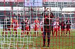 10.02.2018, Stadion an der Wuhlheide, Berlin, GER, 2.FBL, 1.FC UNION BERLIN  VS. Fortuna Duesseldorf, im Bild <br /> Damir Kreilach (1.FC Union Berlin #19) nach dem Spiel bei der Mannschaft<br /> <br />      <br /> Foto &copy; nordphoto / Engler