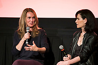"""NEW YORK - MAY 23: Kelly Souders and Julianna Margulies attends an FYC event for National Geographic's """"The Hot Zone"""" at Metrograph on May 23, 2019 in New York City. (Photo by Ben Hider/National Geographic/PictureGroup)"""