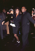 Whitney Houston & Bobby Brown w/Daughter Bobbi Kristina by Jonathan Green 1994