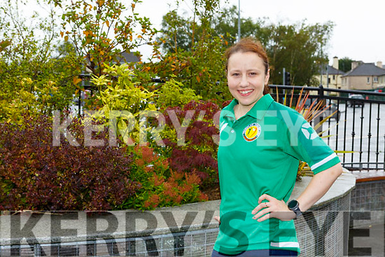 Anna Pokoyska Killarney who will represent Ireland at this years World Transplant Games in Newcastle, England next week
