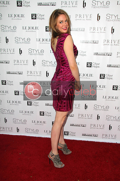 Maitland Ward<br /> at Sue Wong's 'Fairies and Sirens' Fashion Show at L.A. Fashion Week. The Reef, Los Angeles, CA 10-15-14<br /> David Edwards/Dailyceleb.com 818-249-4998
