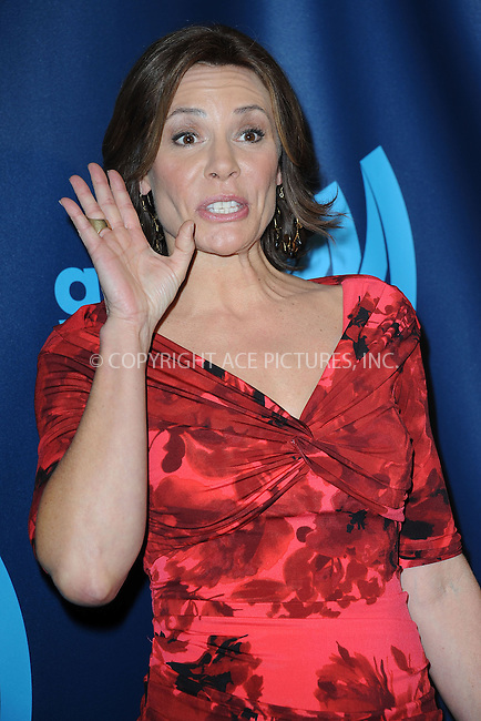WWW.ACEPIXS.COM . . . . . .March 16, 2013...New York City.... LuAnn de Lesseps attends the 24th Annual GLAAD Media Awards on March 16, 2013 in New York City ....Please byline: KRISTIN CALLAHAN - ACEPIXS.COM.. . . . . . ..Ace Pictures, Inc: ..tel: (212) 243 8787 or (646) 769 0430..e-mail: info@acepixs.com..web: http://www.acepixs.com .
