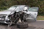 20160928 Unfall Bakum ( Landkreis Vechta )