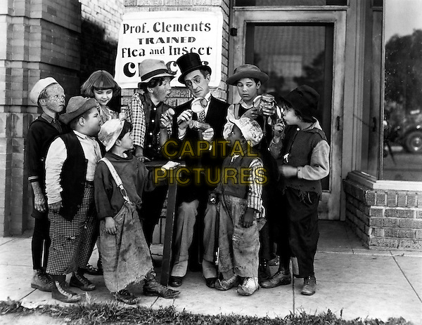 Our Gang, Little Rascals.in Thundering Fleas (1926).*Filmstill - Editorial Use Only*.CAP/NFS.Supplied by Capital Pictures.