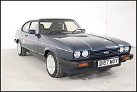 Big bucks expected for old Ford Capri.