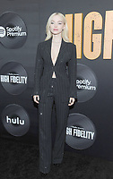 """NEW YORK, NEW YORK - FEBRUARY 13: Dove Cameron attends the """"High Fidelity"""" New York Premiere at The Metrograph on February 13, 2020 in New York City.<br />    <br /> CAP/MPI/JP<br /> ©JP/MPI/Capital Pictures"""