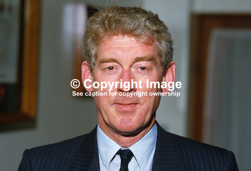 Ronnie Kells, director, Ulster Bank, N Ireland, UK, 19850023RK..Copyright Image from Victor Patterson, 54 Dorchester Park, Belfast, UK, BT9 6RJ..Tel: +44 28 9066 1296.Mob: +44 7802 353836.Voicemail +44 20 8816 7153.Skype: victorpattersonbelfast.Email: victorpatterson@mac.com.Email: victorpatterson@ireland.com (back-up)..IMPORTANT: If you wish to use this image or any other of my images please go to www.victorpatterson.com and click on the Terms & Conditions. Then contact me by email or phone with the reference number(s) of the image(s) concerned.