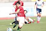 Mich Goto (reds), <br /> MAY 4, 2014 - Football /Soccer : <br /> Plenus Nadeshiko League 2014 <br /> between Urawa Reds Ladies 1-3 Okayama Yunogo Belle <br /> at Saitama Urawa Komaba Stadium, Saitama, Japan. <br /> (Photo by AFLO SPORT) [1205]