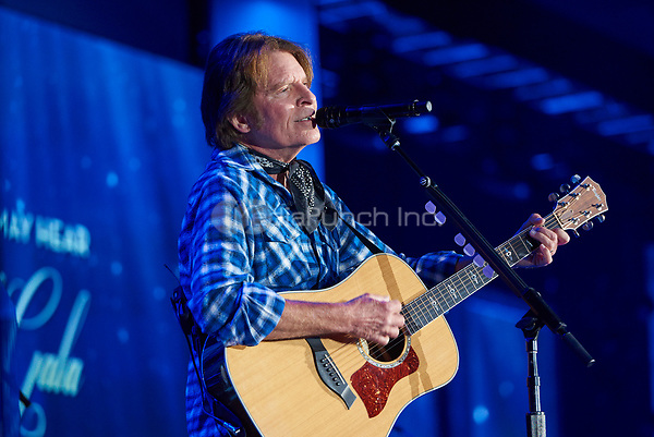 """ST. PAUL, MN JULY 16: John Fogerty performs at the Starkey Hearing Foundation """"So The World May Hear Awards Gala"""" on July 16, 2017 in St. Paul, Minnesota. Credit: Tony Nelson/Mediapunch"""