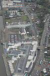 Aerial of Drogheda..Marsh Road and Dublin Road Looking East..Photo: Fran Caffrey/ Newsfile.