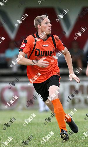 2009-07-22 / Seizoen 2009-2010 / Voetbal / Willebroek-Meerhof / Michiel Michels..Foto: Maarten Straetemans (SMB)