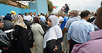 Palestinian refugees protest cutbacks in services at a Beirut office of the United Nations Relief and Works Agency for Palestine Refugees in the Near East (UNRWA). The 450,000 Palestinian refugees living in Lebanon have been joined in recent months by another 45,000 Palestinian refugees who have fled camps in Syria.