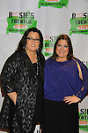 All My Children Rosie O'Donnell and wife Michelle Rounds host her Annual BUILDING DREAMS FOR KIDS GALA on October 15, 2012 at the New York Marriott Marquis. The event raised $850.000. An online auction still going on. Rosie's Theater Kids is an arts education organization dedicated to enrighing the lives of children through the art.   (Photo by Sue Coflin/Max Photos)