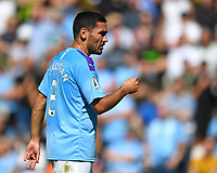 Ilkay Gundogan of Manchester City during AFC Bournemouth vs Manchester City, Premier League Football at the Vitality Stadium on 25th August 2019