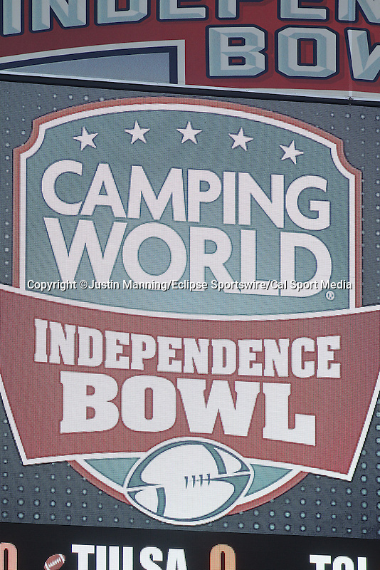 December 26, 2015: Pregame scenes of the Camping World Independence Bowl at Independence Stadium in Shreveport, LA. Justin Manning/ESW/CSM