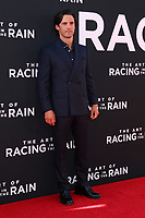 """LOS ANGELES - AUG 1:  Milo Ventimiglia at the """"The Art of Racing in the Rain"""" World Premiere at the El Capitan Theater on August 1, 2019 in Los Angeles, CA"""