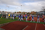 AFC Hornchurch 0 Peterborough United 1, 09/11/2008. Hornchurch Stadium, Upminster. FA Cup. Photo by Simon Gill.