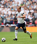 Tottenham's Harry Kane in action during the premier league match at the Wembley Stadium, London. Picture date 20th August 2017. Picture credit should read: David Klein/Sportimage