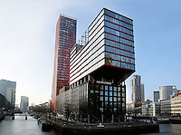 Rotterdam- Hoogbouw The Red Apple