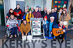 An Post Carol Singers deliver high notes as they fundraise MS Tralee and West Kerry in the Mall on Sunday.