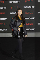 www.acepixs.com<br /> <br /> December 15 2017, London<br /> <br /> Lucy Watson arriving at the European premiere of  'Bright' on December 15, 2017 at the BFI Southbank, in London.<br /> <br /> By Line: Famous/ACE Pictures<br /> <br /> <br /> ACE Pictures Inc<br /> Tel: 6467670430<br /> Email: info@acepixs.com<br /> www.acepixs.com