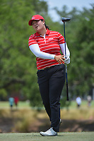 Angel Yin (USA) watches her tee shot on 2 during round 4 of the 2019 US Women's Open, Charleston Country Club, Charleston, South Carolina,  USA. 6/2/2019.<br /> Picture: Golffile | Ken Murray<br /> <br /> All photo usage must carry mandatory copyright credit (© Golffile | Ken Murray)