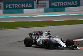 29th September 2017, Sepang, Malaysia;  Motorsports: FIA Formula One World Championship 2017, Grand Prix of Malaysia, #18 Lance Stroll (CAN, Williams Martini Racing),
