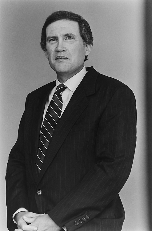 Congressman Ken Harper, Miss., in November 1993. (Photo by Maureen Keating/CQ Roll Call via Getty Images)