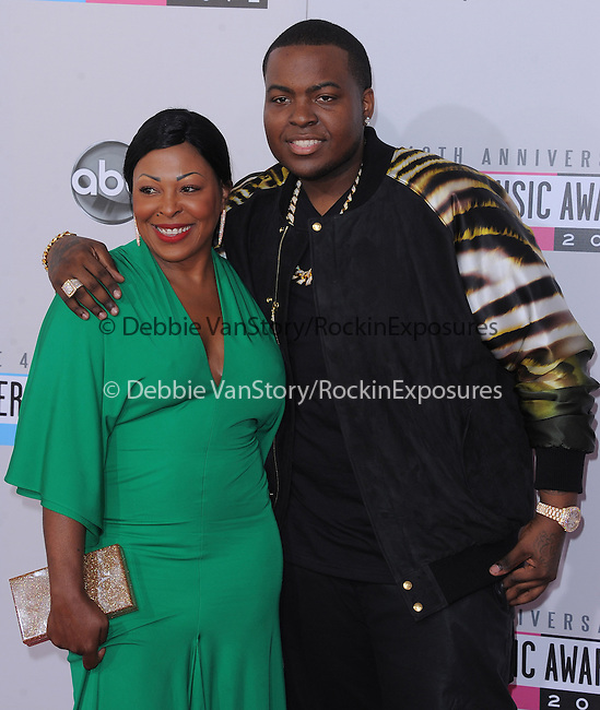 Sean Kingston at The 2011 MTV Video Music Awards held at Staples Center in Los Angeles, California on September 06,2012                                                                   Copyright 2012  DVS / Hollywood Press Agency