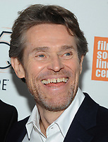 NEW YORK, NY - OCTOBER 01: William Dafoe attends The 55th New York Film Festival - 'The Florida Project' at Alice Tully Hall on October 1, 2017 in New York City. <br /> CAP/MPI/PAL<br /> &copy;PAL/MPI/Capital Pictures