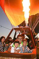 20160115 15 January Hot Air Balloon Cairns