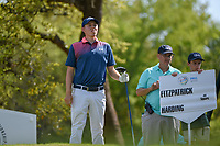 Matt Fitzpatrick (ENG) watches his tee shot on 12 during day 1 of the WGC Dell Match Play, at the Austin Country Club, Austin, Texas, USA. 3/27/2019.<br /> Picture: Golffile | Ken Murray<br /> <br /> <br /> All photo usage must carry mandatory copyright credit (&copy; Golffile | Ken Murray)