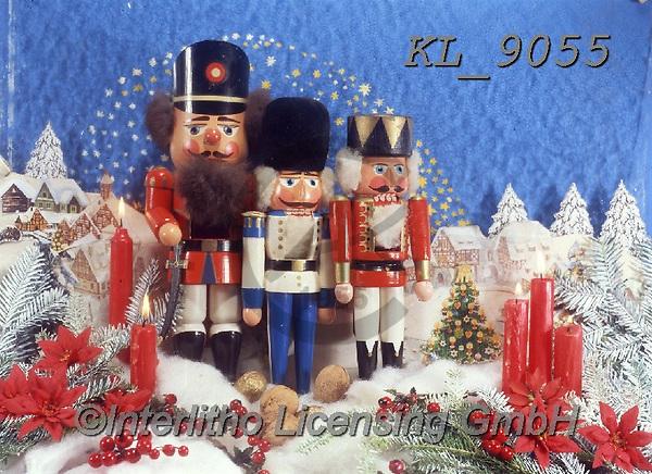 Interlitho-Helga, CHRISTMAS SYMBOLS, WEIHNACHTEN SYMBOLE, NAVIDAD SÍMBOLOS, photos+++++,nutcracker,KL9055,#xx#