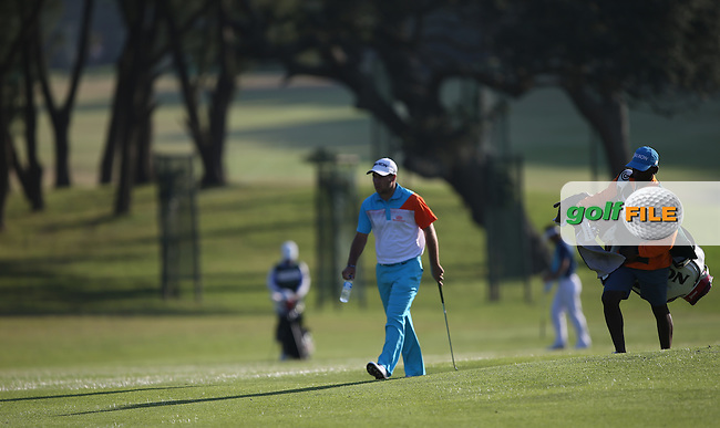 Callum Mowat (RSA) heads up the 11th during Round One of the Africa Open 2015 at the East London Golf Club, East London, Eastern Cape, South Africa. Picture:  David Lloyd / www.golffile.ie. 05/03/2015
