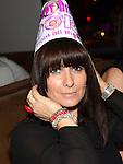 Tracy Kelly celebrating her 40th birthday in Brú. Photo:Colin Bell/pressphotos.ie