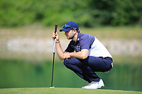 Ruaidhri McGee (IRL) during the third round of the Shot Clock Masters played at Diamond Country Club, Atzenbrugg, Vienna, Austria. 09/06/2018<br /> Picture: Golffile | Phil Inglis<br /> <br /> All photo usage must carry mandatory copyright credit (&copy; Golffile | Phil Inglis)