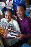 Kids in school, Philadelphia, Pennsylvania