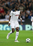 Tottenham's Moussa Sissoko in action during the Champions League group E match at the Wembley Stadium, London. Picture date November 2nd, 2016 Pic David Klein/Sportimage