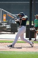 Richie Martin - Oakland Athletics 2016 spring training (Bill Mitchell)