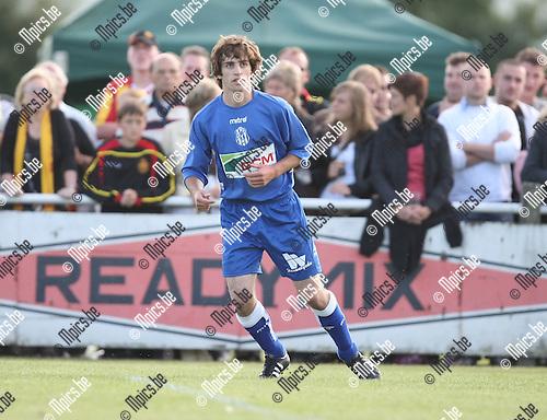 2009-06-24 / Voetbal / KFC Katelijne seizoen 2009-2010 / Arnout Deweerdt..Foto: Maarten Straetemans (SMB)