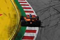 10th July 2020; Styria, Austria; FIA Formula One World Championship 2020, Grand Prix of Styria free practice sessions;  4 Lando Norris GBR, McLaren F1 Team