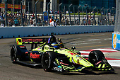 2018 Verizon IndyCar Series - Firestone Grand Prix of St. Petersburg<br /> St. Petersburg, FL USA<br /> Sunday 11 March 2018<br /> Sébastien Bourdais, Dale Coyne Racing with Vasser-Sullivan Honda<br /> World Copyright: Scott R LePage / LAT Images<br /> ref: Digital Image _SRL6384