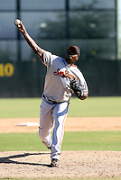 Merkin Valdez / San Francisco Giants 2008 Instructional League..Photo by:  Bill Mitchell/Four Seam Images