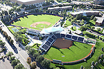 1309-22 3797<br /> <br /> 1309-22 BYU Campus Aerials<br /> <br /> Brigham Young University Campus, Provo, <br /> <br /> Miller Park MLRP, BYU Baseball Larry H. Miller Field, BYU Softball Gail Miller Field <br /> <br /> September 7, 2013<br /> <br /> Photo by Jaren Wilkey/BYU<br /> <br /> © BYU PHOTO 2013<br /> All Rights Reserved<br /> photo@byu.edu  (801)422-7322