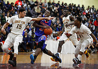 Cardozo vs Christ the King Boys Basketball - 011115