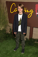 HOLLYWOOD, CA - OCTOBER 10: Duncan Joiner, at The Los Angeles Premiere of HBO's Camping at Paramount Studios in Hollywood, California on October 10, 2018. Credit: Faye Sadou/MediaPunch