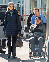 www.acepixs.com<br /> <br /> February 15 2017, New York City<br /> <br /> Actors Nicole Kidman and Bryan Cranston were on the Midtown set of the new movie 'Untouchable' on February 15 2017 in New York City<br /> <br /> By Line: John Peters/ACE Pictures<br /> <br /> <br /> ACE Pictures Inc<br /> Tel: 6467670430<br /> Email: info@acepixs.com<br /> www.acepixs.com