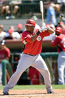 Castillo, Wilkin 7380.jpg. Spring Training. Cincinnati Reds at Houston Astros. Spring Training Game. Friday March 20th, 2009 in Kissimmee., Florida. Photo by Andrew Woolley.